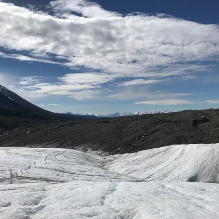McCarthy River Tours & Outfitters - Day Tours : Glacier