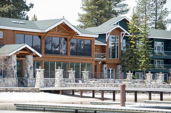 McCall, ID: Narrows is located on the 2nd floor of Shore Lodge