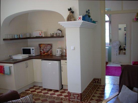 Portalegre, Portugal: Two-bedroom apartment.