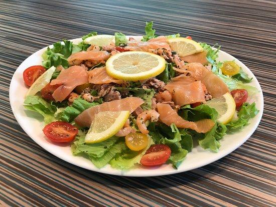 Sevrier, France: Salade La Marina