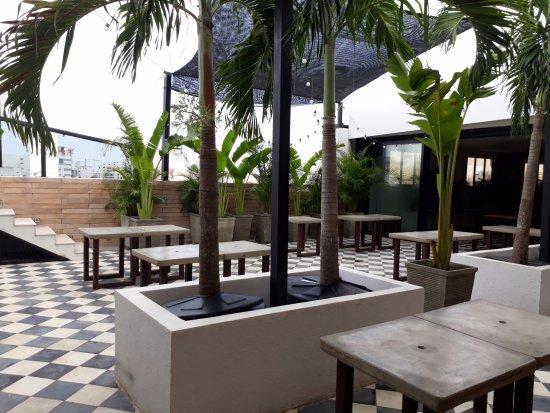 Terraza Mirador Picture Of Hotel Cartagena Dc Tripadvisor