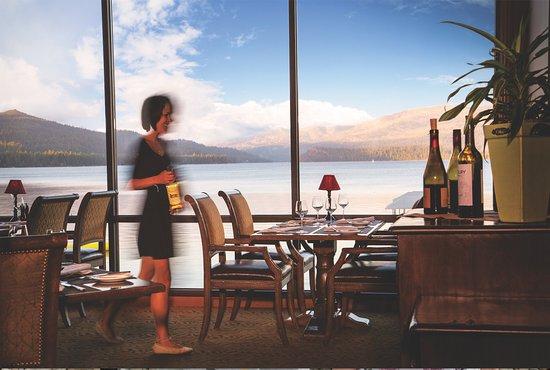 McCall, ID: Dining Room