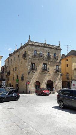 Ciudad Rodrigo, إسبانيا: Casa de los Cueto o Primer Marqués de Cerralbo