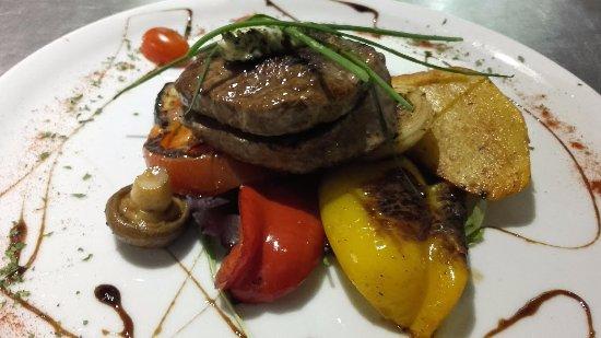 Trattoria Fasana: steak