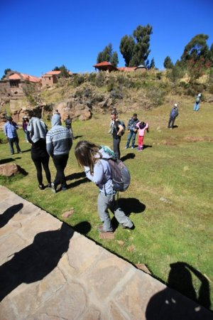 "All Ways Travel: ""trek"" in Taquile island"