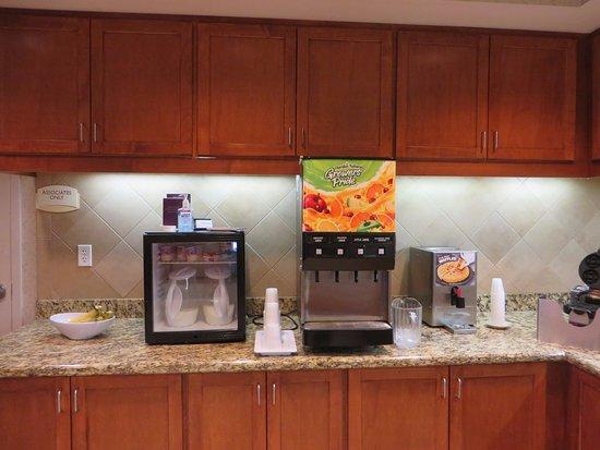 Bedford Park, Ιλινόις: Breakfast buffet