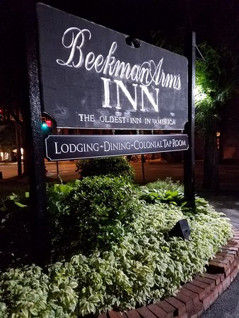 Beekman Arms and Delamater Inn Bild