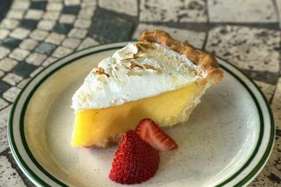 Hot Springs, VA: Guest favorite: Lemon Meringue Pie