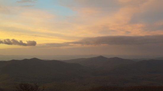 Waynesville, Kuzey Carolina: Dawn
