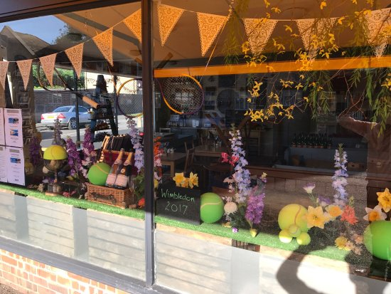 Rustington, UK: The Honeypot Cafe
