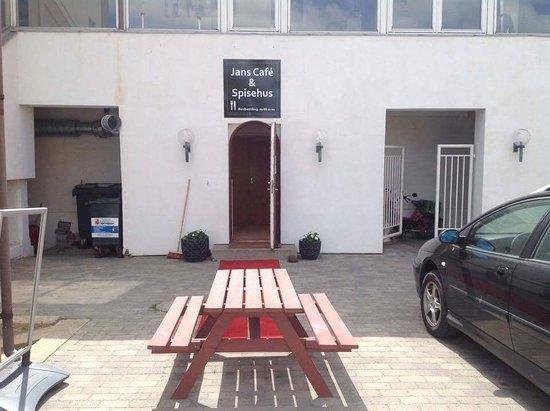 Langeland, Dania: Jan's Cafe & Spisehus