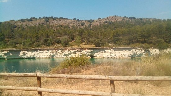Castile-La Mancha, Spania: Parque Natural Lagunas de Ruidera