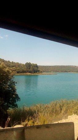 Castilië-La Mancha, Spanje: Parque Natural Lagunas de Ruidera