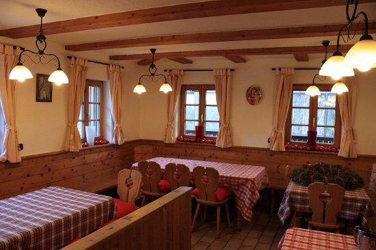 Dießen am Ammersee, Deutschland: Der Gastraum