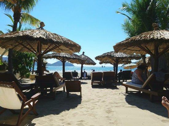 Aura del Mar Hotel: Hotel Aura Del Mar Private Beach