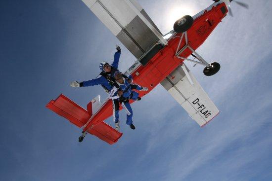 Fallschirmsport Airtime