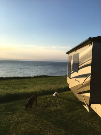 The Cove Oceanfront Campground: photo0.jpg
