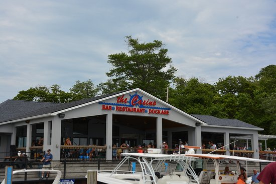 Kelleys Island, OH: First stop off the boat
