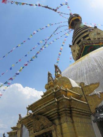 Kathmandu Valley, Nepal: So many stupas