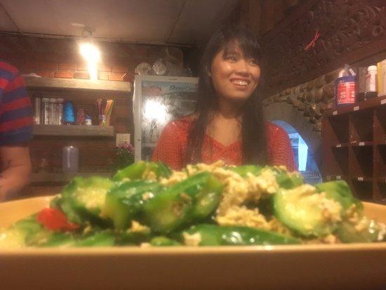 Mae Sot, تايلاند: dinner!