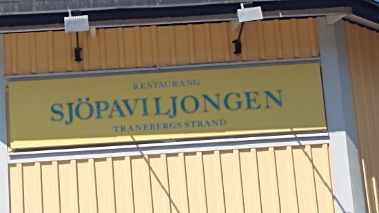 Bromma, Suecia: Letreiro