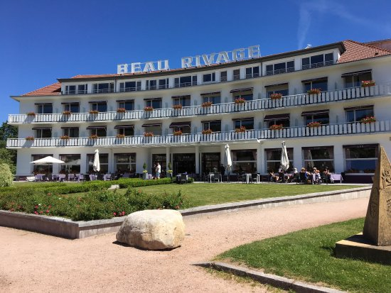 Photo de hotel beau rivage g rardmer for Gerardmer hotel des bains