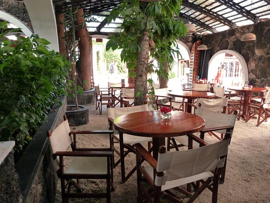 Hotel Silberstein: AQUA Bar-Resaturant