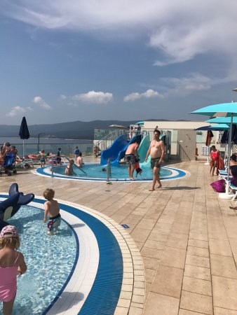 Swim Up Hotel Rooms In Rabac