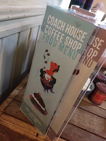 Coach House Coffee Shop, Luss