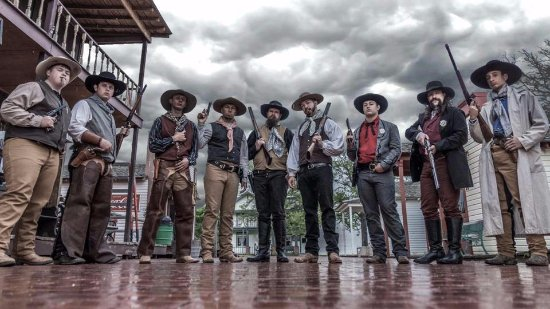 Burlington, CO: Old Town Gunfighters