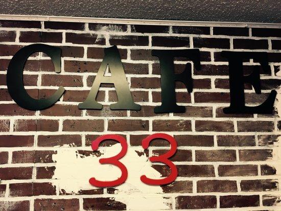 Cafe 33: Wall Art
