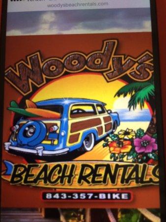 Woody's Beach Rentals