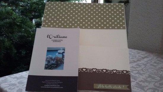 Chateauneuf-de-Gadagne, France : Bon cadeau