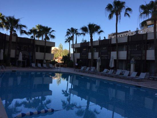 Amman Marriott Hotel: piscina