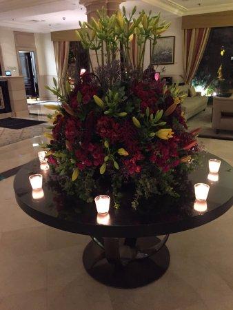 Amman Marriott Hotel: hall