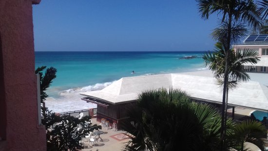 Barbados Beach Club: View from room 311