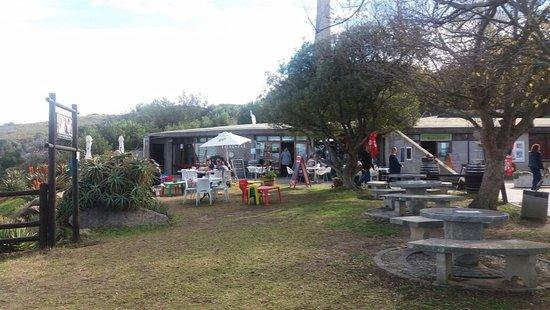 พาร์ล, แอฟริกาใต้: Coffee shop