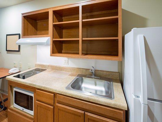 Dickinson, Dakota del Norte: In-Room Kitchen