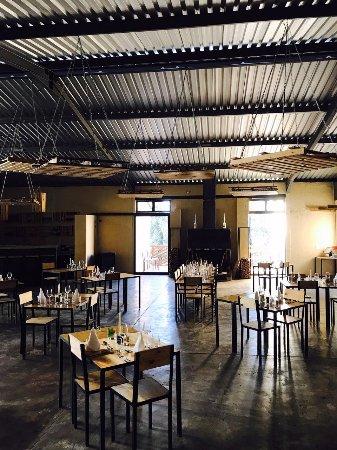 Margate, Sør-Afrika: Dining hall