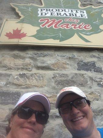 Chateau Richer, Canada: Chez Marie