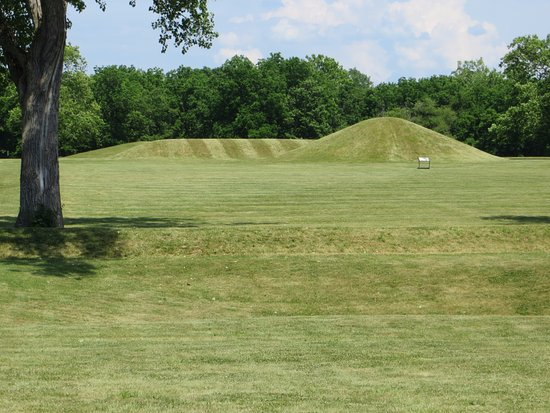 Chillicothe, OH: Mounds