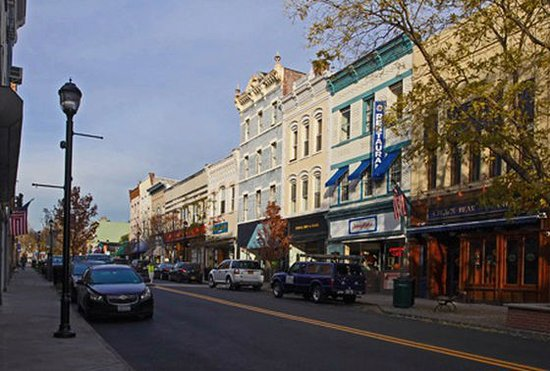 Nyack Main Street USA Walking Tour