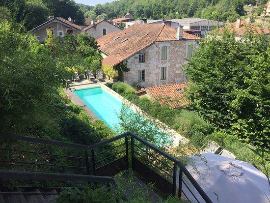 Hotel-restaurant Les Jardins de Brantome : photo3.jpg