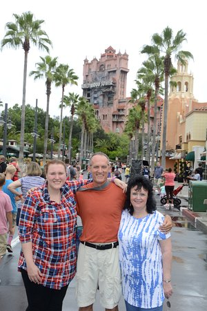 Hollywood Studios Orlando 2016