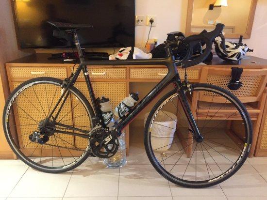 Bikehead Mallorca: CANNONDALE SUPERSIX EVO Di2 2017
