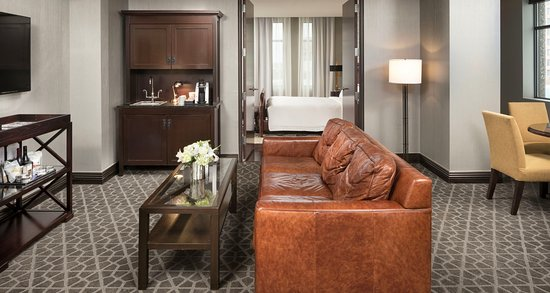 Grand Suite Picture Of Hotel Ivy A Luxury Collection Hotel Minneapolis Minneapolis Tripadvisor