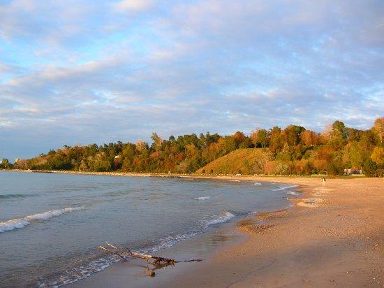 Goderich, Canada: Rotary Cove Beach