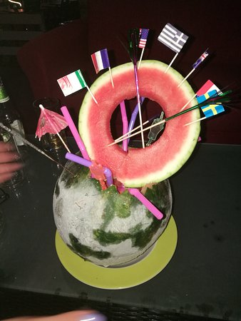 The Melon Cocktail Bar