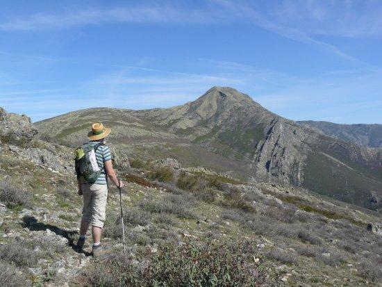 Almiruete, إسبانيا: Ascensión por la cara sur al Pico de Ocejón.