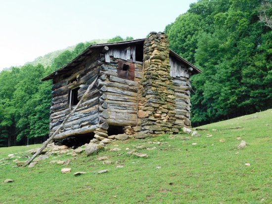 Leicester, NC: Pioneers Cabin